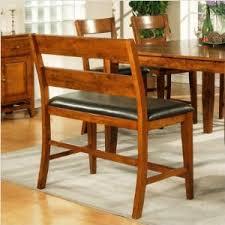 oak dining bench dining bench