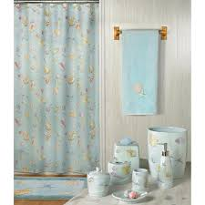 blue shower curtains shower curtain blue in curtain home shower creative bath breezy point blue shower curtain shower curtains at buy