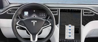 Tesla Carbon Fiber Interior Order A Tesla Model S Tesla