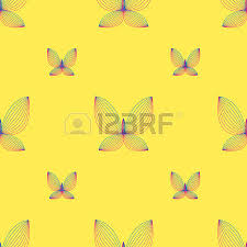 abstract pattern butterfly geometric butterfly seamless pattern fashion graphic background