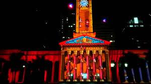 brisbane lights show 2013
