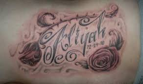 70 awesome tattoo fonts designs art and design