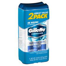 gillette clear gel cool wave antiperspirant and deodorant 3 8 oz