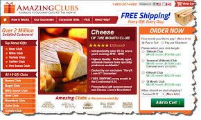 food of the month clubs amazingclubs cheese of the month club review