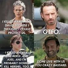 Walking Dead Stuff And Things Meme - the walking dead https www facebook com zombiecpc walker life