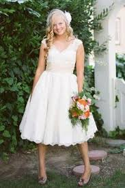 wedding dresses for outdoor weddings plus size wedding dresses tea length wedding dress and cap