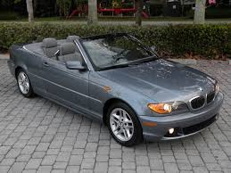 2004 bmw 325ci convertible for sale 2004 bmw 325ci convertible fort myers florida for sale in fort