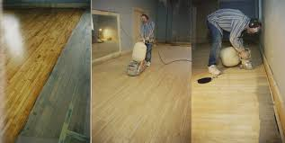 flooring how to refinish hardwood floors yourself easy