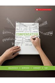 test bank for compensation 5th canadian edition by milkovich for