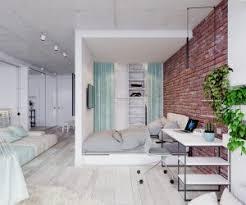 Studio Apartment Interiors Inspiration - Interior design for studio apartments