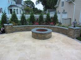 Travertine Patio Photo Page Hgtv