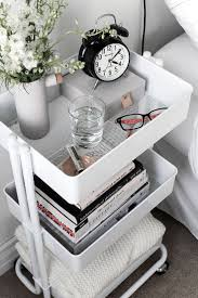 best 25 small bedroom organization ideas on pinterest small 3 ways to use a cart in the home small bedroom organizationorganization ideasorganizing