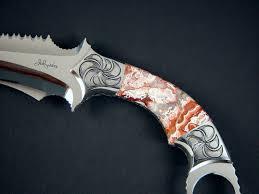 titan kerambit knife jay fisher jay fisher pinterest