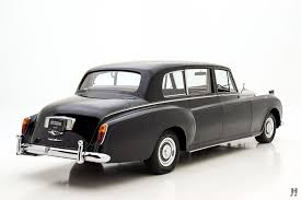 roll royce limousine 1960 rolls royce phantom v by park ward limousine hyman ltd