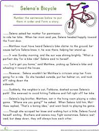 best ideas of story sequencing worksheets for 3rd grade with