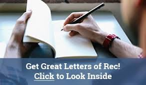 great letters of recommendation inquarta