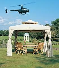 Alexander Curtains Garden Furniture Sets Alexander Rose Traditional Garden Gazebo
