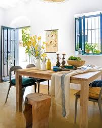 Best Dining Rooms Images On Pinterest Home Live And Kitchen - Dining room table decorations for summer