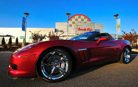 where is the national corvette museum located national corvette museum kentucky mrv the buzz