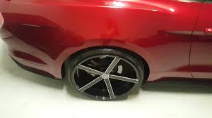 mustang 22 inch rims 2016 mustang gt on 22 inch rims