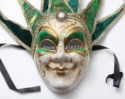 mardi gras joker painted jester jolly joker venetian masquerade wall