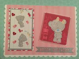12 best handmade me to you tatty teddy cards images on pinterest