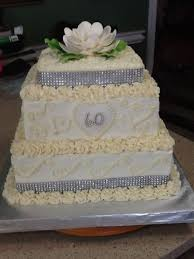 60th wedding anniversary ideas 60th wedding anniversary cake for a lovely wedding cake
