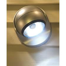 fulcrum battery powered 6 led porch light 176283 home security