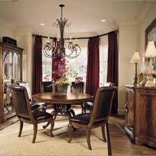 French Country Dining Room Decor by Country Dining Room Decor With Awesome Orange Chair Ideas