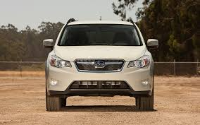 lifted subaru xv 2013 subaru xv crosstrek 2 0i premium first test truck trend
