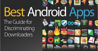 best apps for android our work