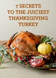 tutorial for the best thanksgiving turkey on design
