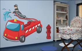 decoration chambre pompier deco chambre pompier visuel 3