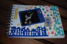 ultrasound photo album ultrasound scrapbooking album my strings attached