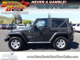 2010 jeep sport used 2010 jeep wrangler sport suv for sale 17288 selah wa