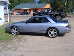 nissan 240sx hatchback modified 1991 nissan 240sx information and photos zombiedrive
