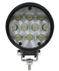 led work lights for trucks heavy duty led work ls and exterior lighting by vsm