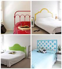 Diy Twin Headboard Ideas by Best 25 Faux Headboard Ideas On Pinterest Cheap Bedroom Decor