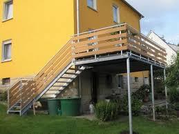 balkon mit treppe referenzen