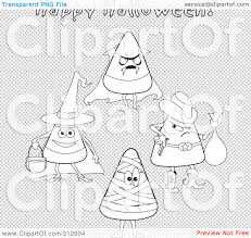 halloween candy background royalty free rf clipart illustration of a digital collage of