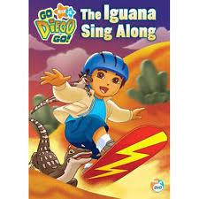 diego iguana sing dvd 2007 ebay