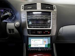 lexus rx 350 xm radio installation lexus is 250 is 350 double din kit slx 140l