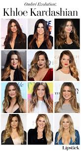 best hair color for a hispanic with roots khloe kardashian s colorist s tips on taking your hair color from
