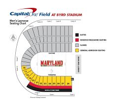 Lax Gate Map Ticket Information Men U0027s And Women U0027s Lacrosse Maryland