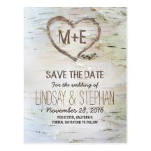 postcard save the date save the date postcards zazzle