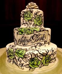 tattoo wedding cakes idea in 2017 bella wedding