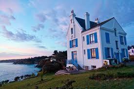 chambre d hote ile d houat chambres d hôtes de luxe à île en mer la villa de jade