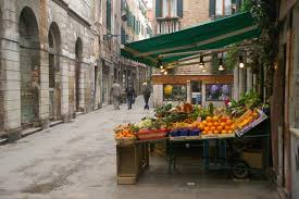 shop italy fruit and vegetable shop venice italy venezia italia pictures