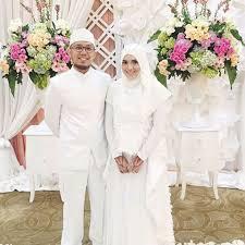 wedding dress syari dina vahada dinavahada instagram photos and