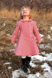 gorgeous dress from an altered vintage pattern perfect shape